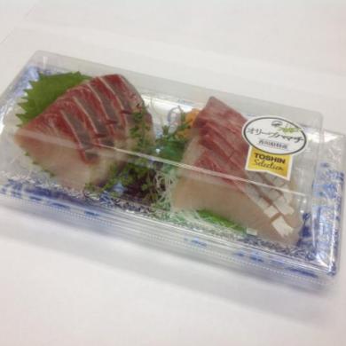 産地直結の旬の鮮魚を商品化したオリジナルブランド「TOSHIN SELECTION」が好評につき、9月から香川県の「オリーブハマチ」で拡充