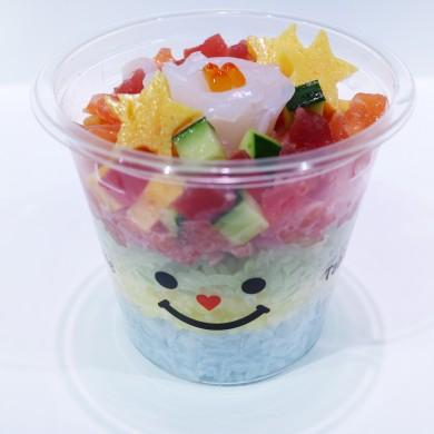 カラフル寿司7月新発売