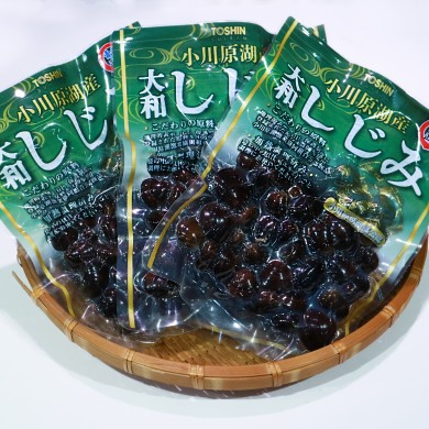PB商品 貝類レトルト商品「小川原湖産大和しじみ」11月1日新発売